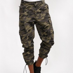 Fashione Shanone - Military pants