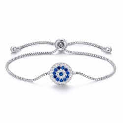 Fashione Shanone - Diamond circle bracelet
