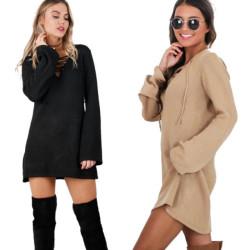Fashione Shanone - Robe pull à lacet