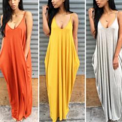 Fashione Shanone - Robe longue avec poches
