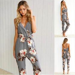 Fashione Shanone - Floral jumpsuit