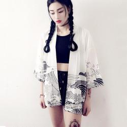 Fashione Shanone - Japenese kimono
