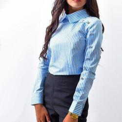 Fashione Shanone - Chemise avec boutons sur la manches