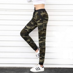 Fashione Shanone - Military jogging pants
