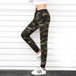 Pantalon de joginng militaire