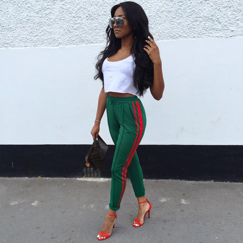 Fashione Shanone - Pantalon de jogging vert