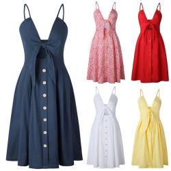 Fashione Shanone - Wide summer dress