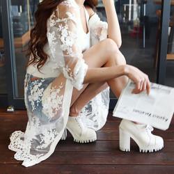 Fashione Shanone - Lace kimono