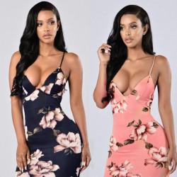 Fashione Shanone - Floral bodycon dress