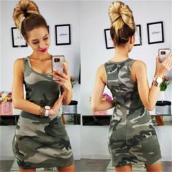 Fashione Shanone - Robe militaire