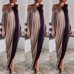 Fashione Shanone - Robe longue asymétrique