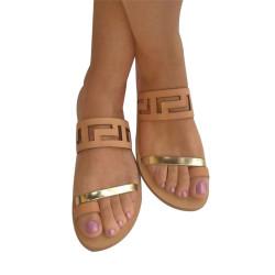 Fashione Shanone - Boho flat sandals