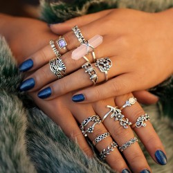 Fashione Shanone - Antique rings set
