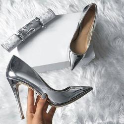 Fashione Shanone - Escarpins métalliques