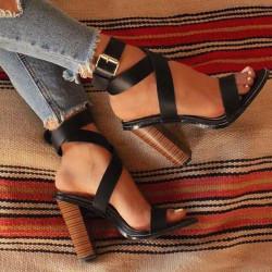Fashione Shanone - Straps heeled sandals