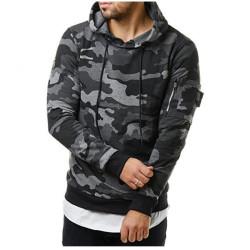 Fashione Shanone - Military hoodie