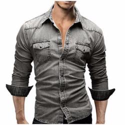 Fashione Shanone - Denim shirt