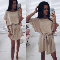 Fashione Shanone - Robe fluide avec manches larges
