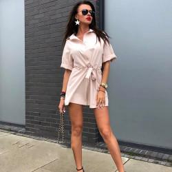 Fashione Shanone - Combinaison short chemise