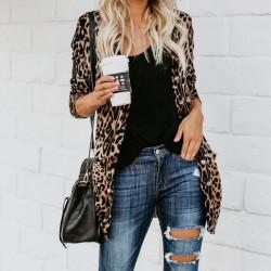Fashione Shanone - Cardigan léopard