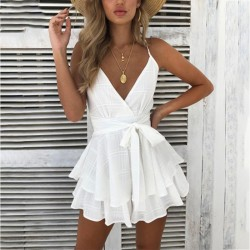 Fashione Shanone - Ruffle playsuit