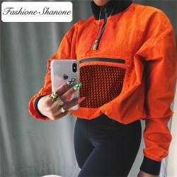 Fashione Shanone - Sweat coupe-vent