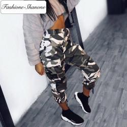 Fashione Shanone - Military cargo pants