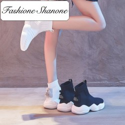 Fashione Shanone - Socks sneakers with tags