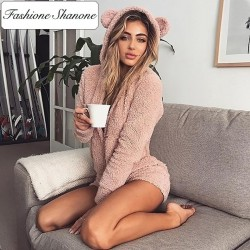 Fashione Shanone - Playsuit with bear ears