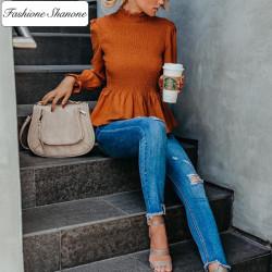 Fashione Shanone - Peplum blouse
