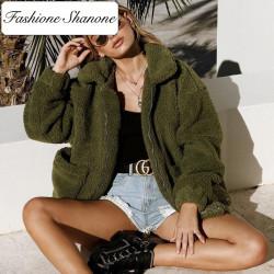 Fashione Shanone - Veste polaire large