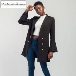Fashione Shanone - Flared sleeves jacket