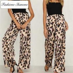 Fashione Shanone - Pantalon léopard