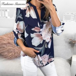 Fashione Shanone - Blouse fleurie