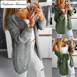 Fashione Shanone - Loose cardigan