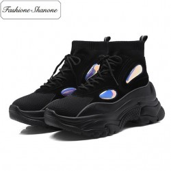 Fashione Shanone - Limited stock - Platform sock sneakers