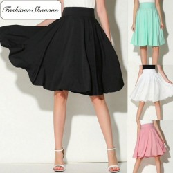 Fashione Shanone - Limited stock - Flared midi skirt