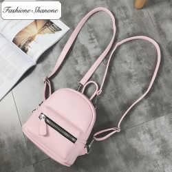 Fashione Shanone - Limited stock - Leather small backpack