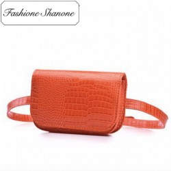 Limited stock - Croc belt bag