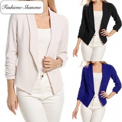 Fashione Shanone - Limited stock - 3/4 sleeves blazer