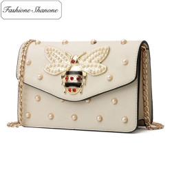 Fashione Shanone - Stock limité - Petit sac abeille à perles