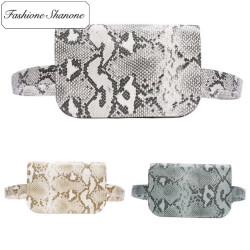 Fashione Shanone - Stock limité - Sac ceinture serpent