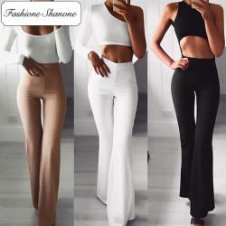 Fashione Shanone - Stock limité - Pantalon pattes d'éléphant