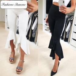 Fashione Shanone - Limited stock - Ruffle trousers
