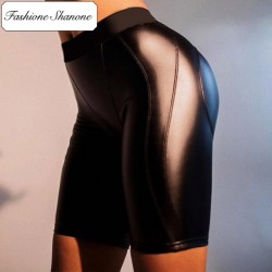 Fashione Shanone - Stock limité - Short en cuir push up