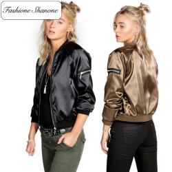 Fashione Shanone - Stock limité - Bomber avec poche
