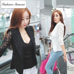 Fashione Shanone - Limited stock - Lace blazer