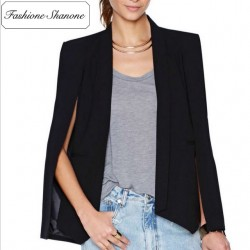 Fashione Shanone - Limited stock - Cape blazer