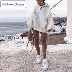 Fashione Shanone - Stock limité - Sweat large à capuche