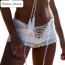 Fashione Shanone - Stock limité - Short crochet